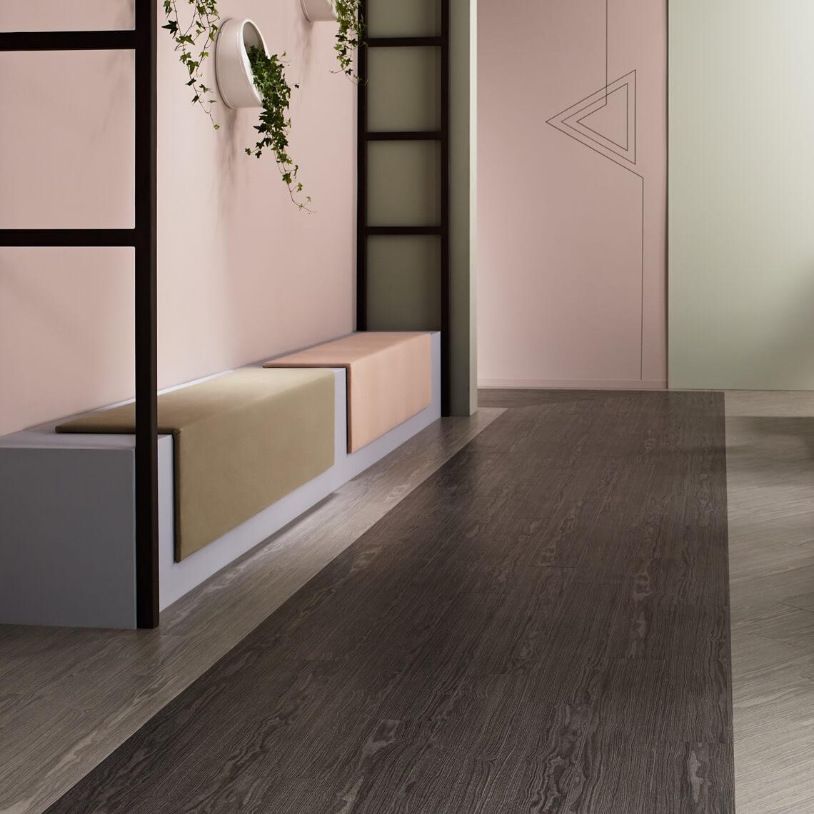 Revetement De Sol Original dalles et lames décoratives pvc design haut de gamme