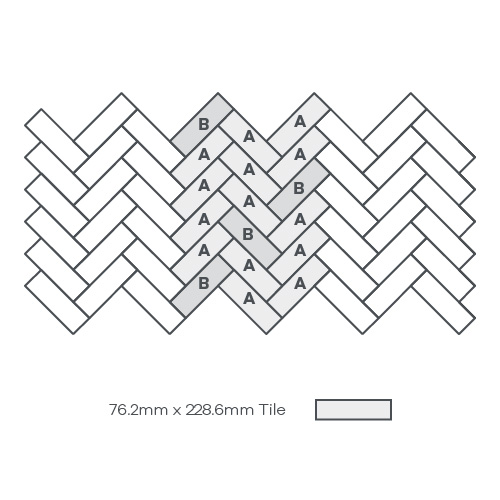 Parquet Small, 2 Products - AM5D30002 wire image