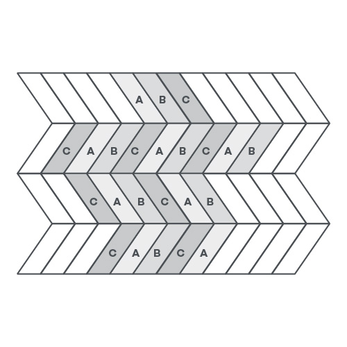 Pleat, 3 Products - AM5D63003 wire image