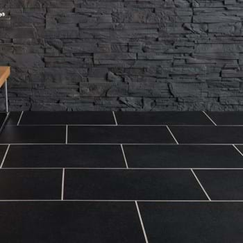 Amtico Spacia LVT in Ceramic Coal (SS5S4422)
